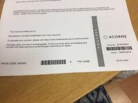 Kew Gardens and Palace Tickets for 2 ** now reduced price