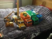 Bruder trucks toys