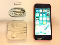 Apple iPhone 5C 8GB- Pink