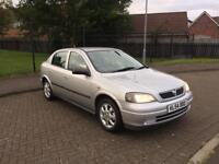 Vauxhall astra 1.4 2004 excellent condition