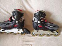 SFR-XT Challenge extra, size 11, Adult inline skates
