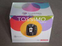 Bosh Tassimo T40 Fidelia Coffe Machine Brand New Boxed