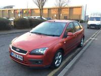 FORD FOCUS AUTOMATIC 2006/ 1.6 PETROL HPI CLEAR not fiesta polo golf or corsa Vauxhall