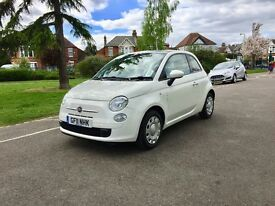 2011 Fiat 500 ... MK1 1.2 Pop(start/stop)... 1 Owner ... 1 Year MOT... Low Mileage 41000 ...Fiat 500