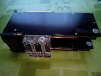 Asus Titan X 12GB Graphics card with EK Copper Block Waterblock + Backplate (1 of 2)