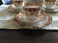 18 Piece China Tea Service