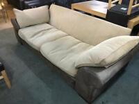🎅 as new fabric 2 seater sofa from DFS