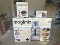 Magimix Cuisine System 5200XL Premium Food Processor - Never used