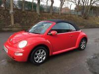 Volkswagen Beetle Cabriolet Low Mileage