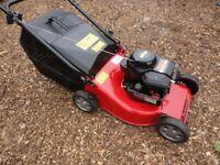 16inch Petrol Lawnmower. fully serviced.
