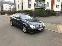 Mercedess Benz C200 Automatic Diesel cdi se 2007, fully leather interior Quick Sale