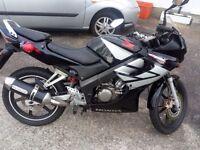 Honda cbr125r 06 model