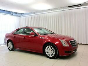 2011 Cadillac CTS A NEW ADVENTURE IS CALLING!!! CTS4 AWD SEDAN w