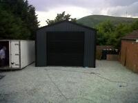 8.1m x 4.1m shed