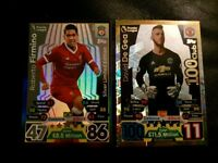 Match Attax LE and 100 Club Swap