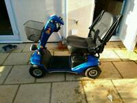 Shoprider Motorbility scooter for sale