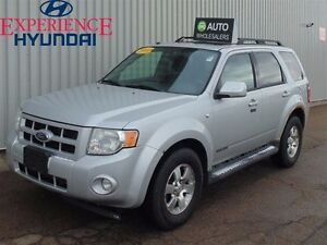 2008 Ford Escape Limited THIS WHOLESALE WILL BE SOLD AS IS - IN