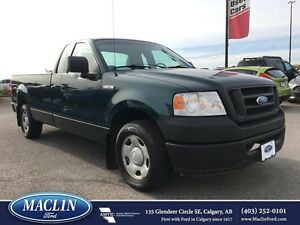 2007 Ford F-150, Leather