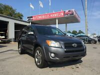 2011 Toyota RAV4 LIMITED Sport CUIR 4X4 TOIT MAGS CAMERA RECUL