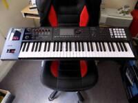 Roland FA06 with Desi Tones