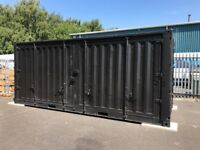 20ft Side Opening Shipping Container