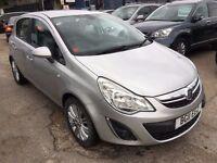 Vauxhall Corsa 1.2 i 16v SE 5dr (a/c)£3,285 p/x welcome FREE 1 YEAR WARRANTY,NEW MOT