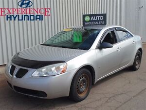 2008 Pontiac G6 SE THIS WHOLESALE CAR WILL BE SOLD AS TRADED - I