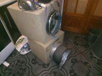 12 inch acustic fan box 3250