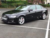 Audi A4 TDI e SE Technik 4dr