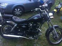 Ajs regal raptor 125cc not yamaha not kawasaki not keeway not kymco