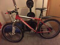 Cannondale trail sl 6 hardtail mountain bike