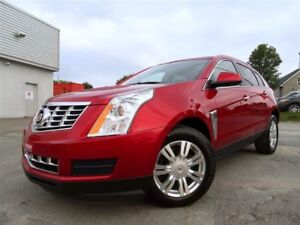2013 Cadillac SRX LUXURY COLLECTION + TOIT PANO + CAMÉRA + AWD!!
