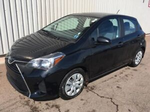 2016 Toyota Yaris LE FACTORY WARRANTY ON THIS FUEL SIPPER WIT...