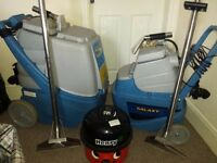 Carpet , upholstery , office chairs and car seats professional cleaning