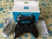 Wii U Official Pro Controller Boxed
