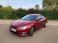 Seat Leon FR Technology TDI 2.0, Automatic DSG, Full Spec