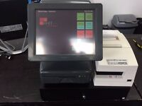 Epos System For Fast Food, Resturant, Takeaway, Caffee Shop Or Dessert Place