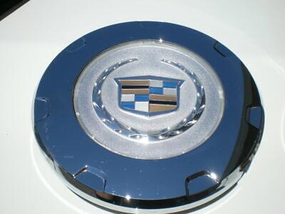 2009 - 2014 Cadillac Escalade Chrome OEM Center Cap  P/N 9597355