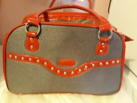 FOR SALE SMALL PET TRAVEL BAG