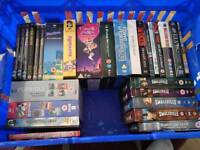 Collection of box sets on dvd