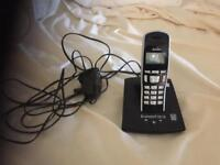 House phone and answer machine