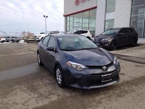 2014 Toyota Corolla LE 4-Speed AT