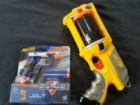 2 x Nerf guns