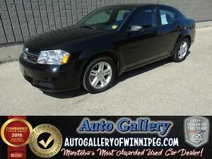 2014 Dodge Avenger *Only 14,742 kms!