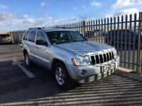 2006 Jeep Grand Cherokee 3,0 litre diesel 5dr 2 owners
