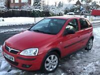 Vauxhall Corsa 1.2 Economy Model 2006, 50+ MPG, £60 Tax/Year, Like Fiesta Clio Polo Yaris