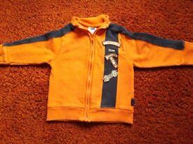 Boys 18-24 months M&Co fleece