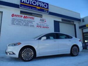 2017 Ford Fusion SE AWD LEATHER PRICE LEADER!
