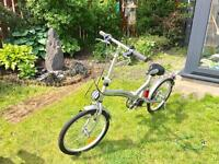 2 folding bicycles in Armadale, West Lothian, Scotland