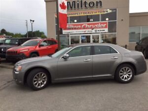 2012 Chrysler 300 LIMITED PANORAMIC SUNROOF